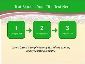 Golden Beer PowerPoint Template - Slide 71