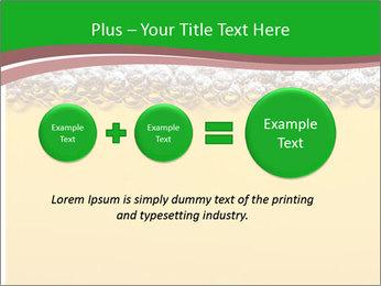 Golden Beer PowerPoint Template - Slide 75