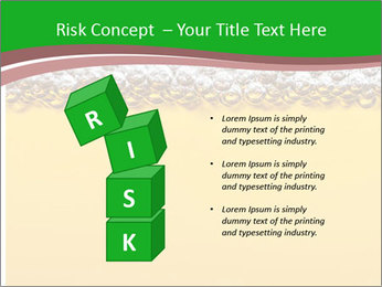 Golden Beer PowerPoint Template - Slide 81