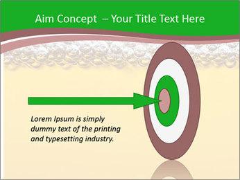 Golden Beer PowerPoint Template - Slide 83