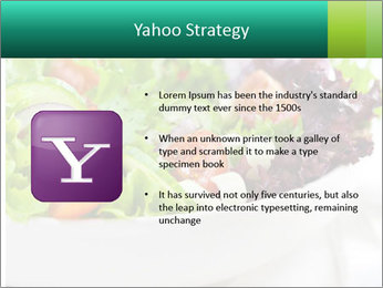 Veg Salad PowerPoint Template - Slide 11