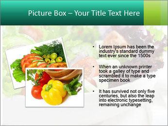 Veg Salad PowerPoint Templates - Slide 20