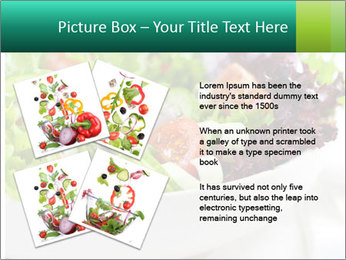 Veg Salad PowerPoint Template - Slide 23
