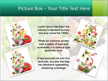 Veg Salad PowerPoint Template - Slide 24