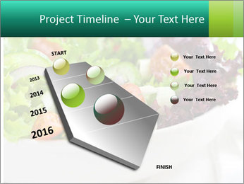 Veg Salad PowerPoint Template - Slide 26