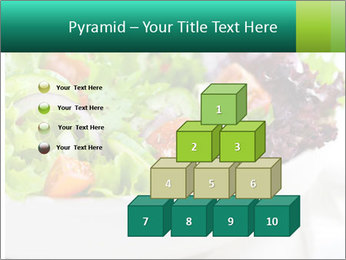 Veg Salad PowerPoint Template - Slide 31