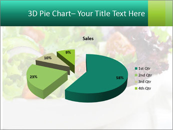 Veg Salad PowerPoint Template - Slide 35