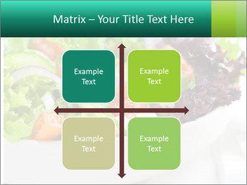 Veg Salad PowerPoint Template - Slide 37