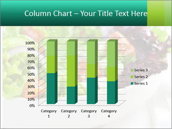 Veg Salad PowerPoint Template - Slide 50