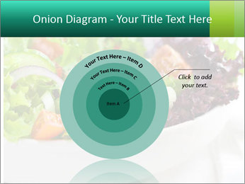 Veg Salad PowerPoint Template - Slide 61