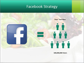 Veg Salad PowerPoint Template - Slide 7