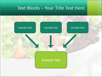 Veg Salad PowerPoint Template - Slide 70