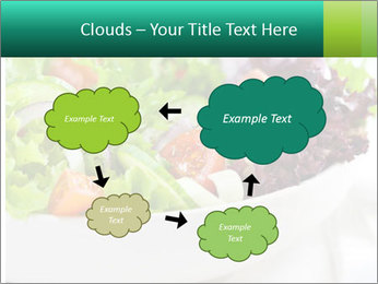 Veg Salad PowerPoint Template - Slide 72