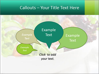 Veg Salad PowerPoint Templates - Slide 73