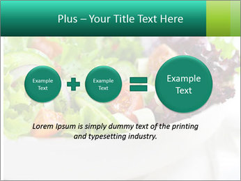 Veg Salad PowerPoint Template - Slide 75