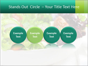 Veg Salad PowerPoint Template - Slide 76