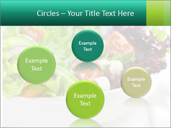 Veg Salad PowerPoint Template - Slide 77