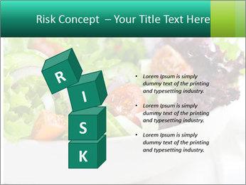 Veg Salad PowerPoint Template - Slide 81
