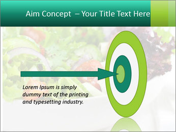 Veg Salad PowerPoint Template - Slide 83