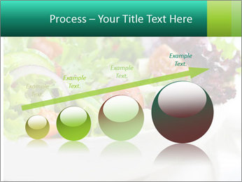 Veg Salad PowerPoint Template - Slide 87