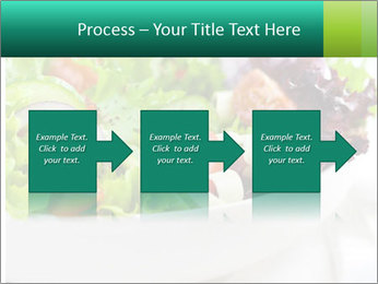 Veg Salad PowerPoint Template - Slide 88