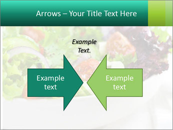 Veg Salad PowerPoint Template - Slide 90