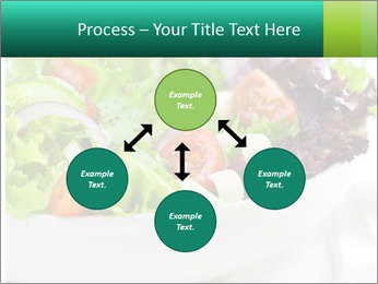 Veg Salad PowerPoint Template - Slide 91