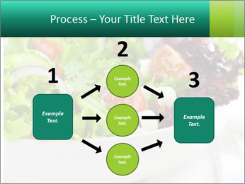 Veg Salad PowerPoint Template - Slide 92