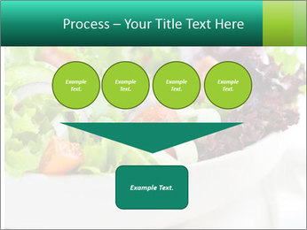 Veg Salad PowerPoint Template - Slide 93