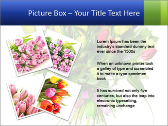 Tulip Bouquet PowerPoint Templates - Slide 23