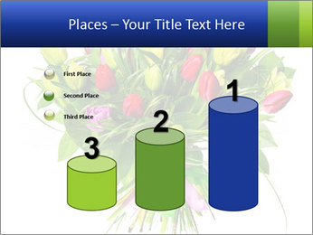 Tulip Bouquet PowerPoint Templates - Slide 65