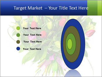 Tulip Bouquet PowerPoint Templates - Slide 84
