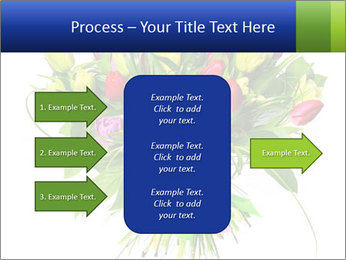 Tulip Bouquet PowerPoint Templates - Slide 85