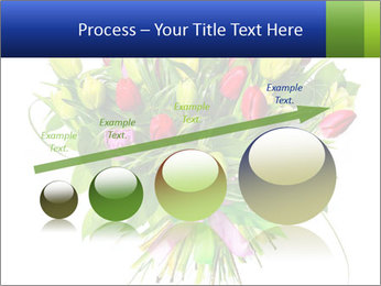 Tulip Bouquet PowerPoint Templates - Slide 87