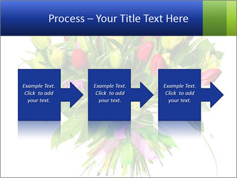 Tulip Bouquet PowerPoint Templates - Slide 88