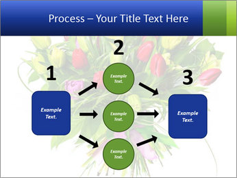 Tulip Bouquet PowerPoint Templates - Slide 92