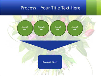 Tulip Bouquet PowerPoint Templates - Slide 93