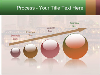 Red Sunset Scene PowerPoint Templates - Slide 87