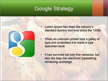 Chicken In Oven PowerPoint Template - Slide 10