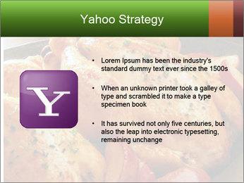 Chicken In Oven PowerPoint Template - Slide 11