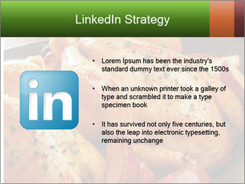 Chicken In Oven PowerPoint Template - Slide 12