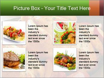Chicken In Oven PowerPoint Template - Slide 14
