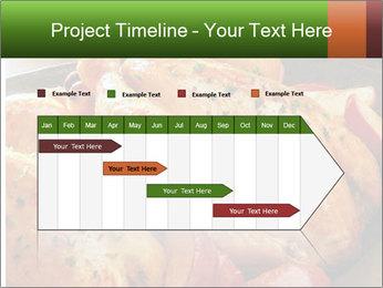 Chicken In Oven PowerPoint Template - Slide 25