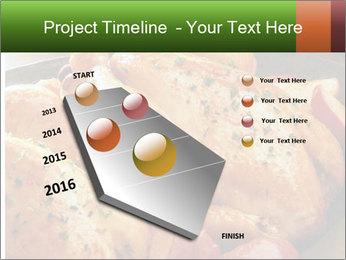 Chicken In Oven PowerPoint Template - Slide 26