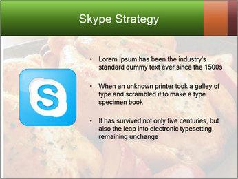 Chicken In Oven PowerPoint Template - Slide 8