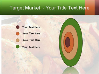 Chicken In Oven PowerPoint Template - Slide 84