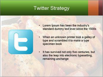Chicken In Oven PowerPoint Template - Slide 9