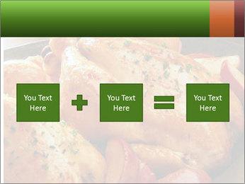 Chicken In Oven PowerPoint Template - Slide 95