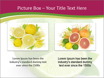 Green Juicyy Lime PowerPoint Template - Slide 18