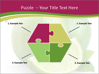 Green Juicyy Lime PowerPoint Templates - Slide 40